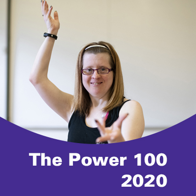Jen Blackwell Power 100