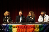 Panelists from JQ's Parent & Ally Panel in May 2019