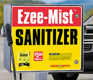 Fragramatics Ezee-Mist™ Sanitizer