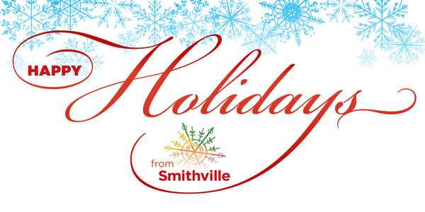 Happy Holidays from Smithville