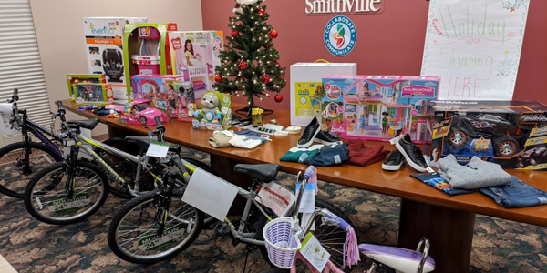 Smithville gives back to the community
