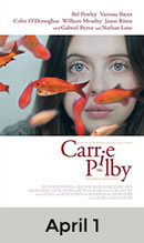 Carrie Pilby April 1st
