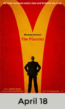 The Founder April 18th