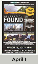 Generation Found April 1st