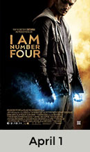 I Am Number Four April 1st