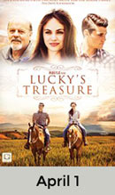 Lucky's Treasure April 1st