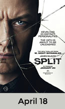 Split April 18th