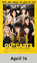 The Outcasts April 14th