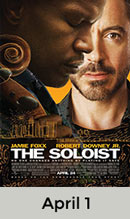 The Soloist April 1st