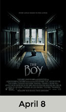 The Boy April 8th