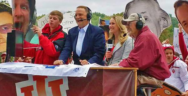 Dan Dakich game day
