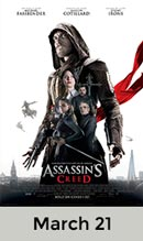 Assassins Creed March 21st