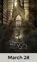 Fantastic Beasts March 28th