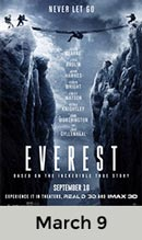 Everest March 9th