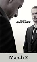 Furious 7 March 2nd