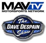 MAVTV and  Dave Despain Show logos