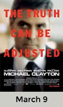Michael Clayton March 9th