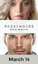 Passengers  March 14th