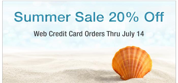 20% Discount Sale
