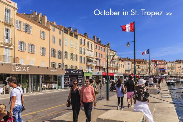 St. Tropez Blog
