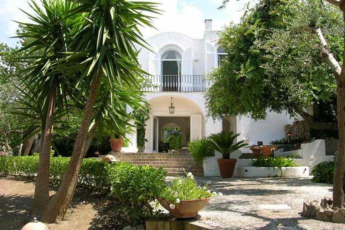 Villa Caprese, 3BR, Capri