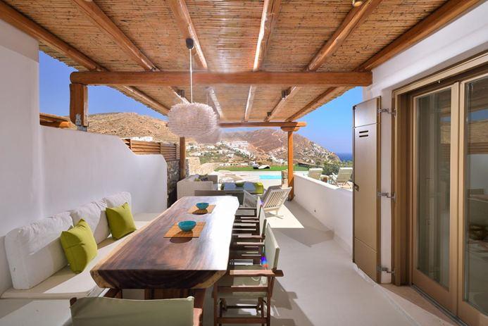 Villa Ginger, 3BR, Mykonos