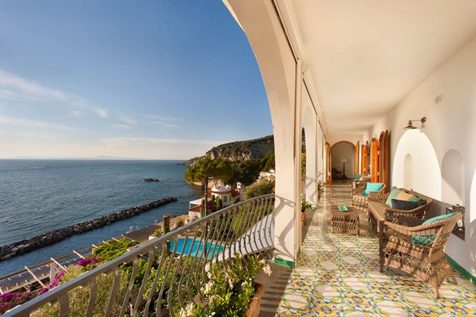 Villa Lika, 4BR, Amalfi Coast
