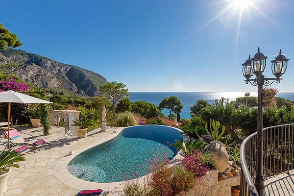 Villa Panorama, 4BR, Côte d'Azur