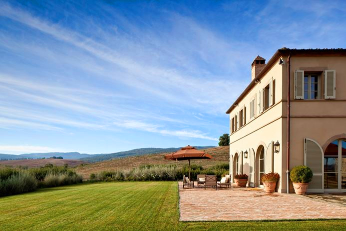 BRV MEL, 4BR, Montalcino