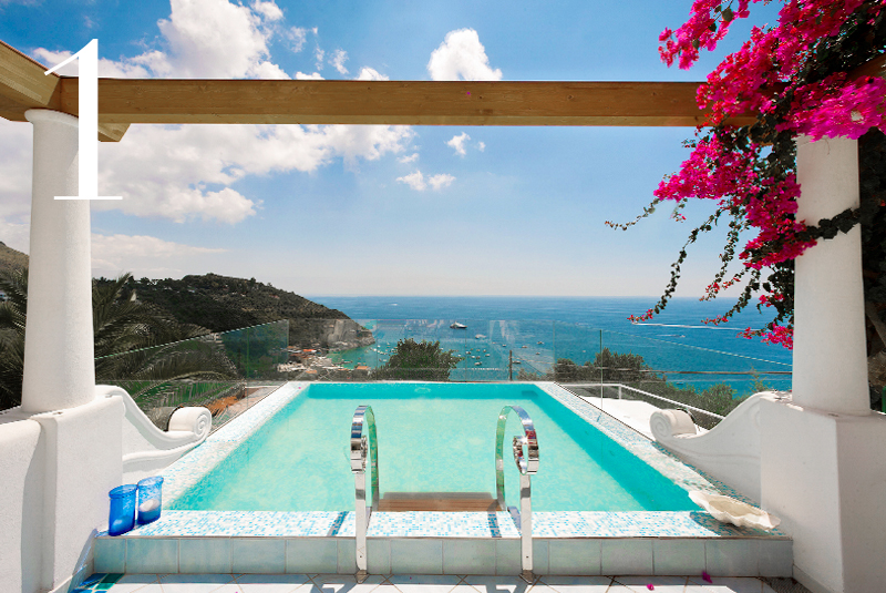 Villa BRV GAL, 5BR, Amalfi Coast