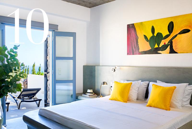 Villa MED PYR, 5BR, Santorini