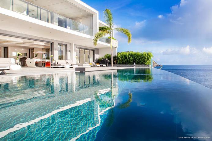 Villa WV AXL, 4br, Gustavia