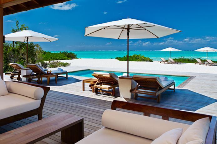 Villa TC PCBH, 2br, Parrot Cay
