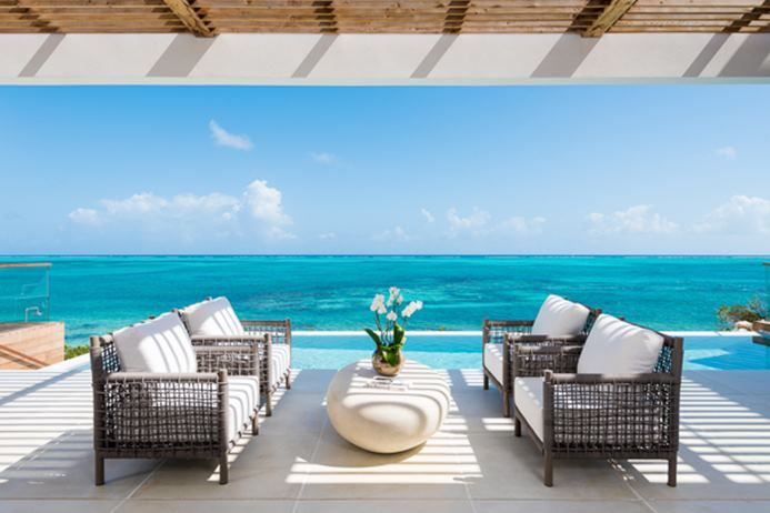 Villa TC BEB4, 4BR, Babalua Beach