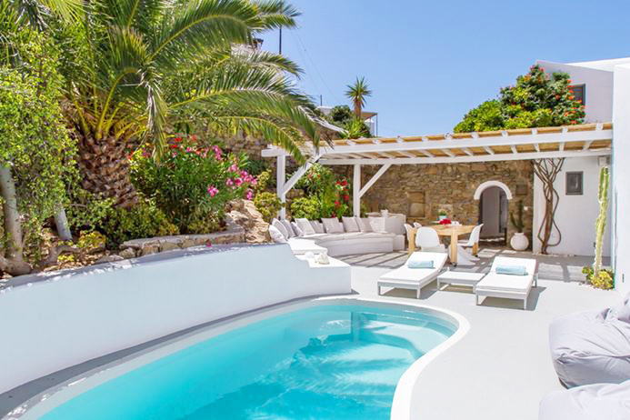 Villa LIV GAI, 5br, Mykonos
