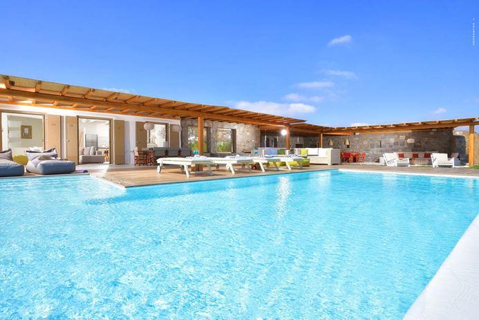 Villa LIV SOL, 4br, Mykonos