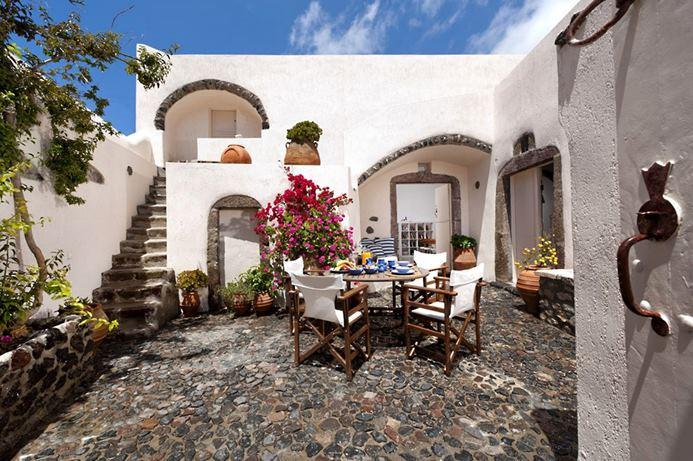 Villa MED CYR, 2br, Santorini