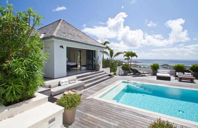 Villa WV KAM, 2br, Marigot