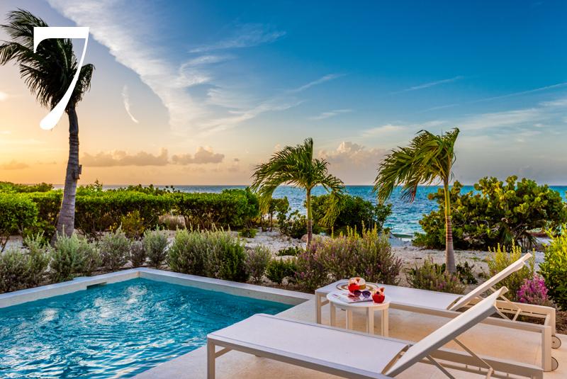 Villa TNC SNP, 2br, Turks & Caicos