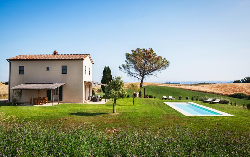 Villa BRV JEL, Tuscany
