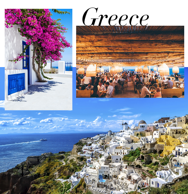 Travel to Greece with WIMCO