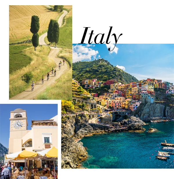 Travel to Italy with WIMCO