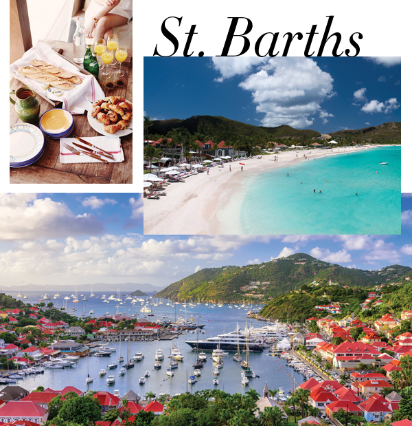 Travel to St. Barths with WIMCO