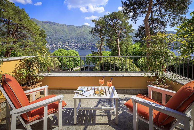 Villa BRV MLK, 4br, Como