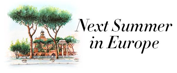 Next Summer in Europe