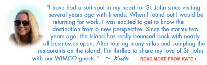 WIMCO Villa Specialist Kate O.