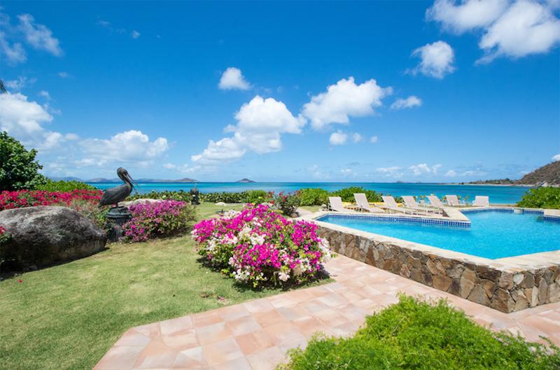 Villa VG SAN, 5br, Maho Bay