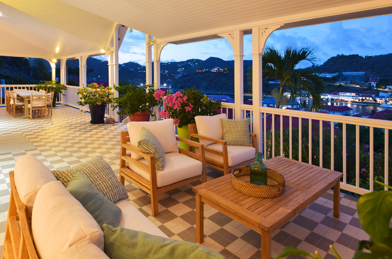 Villa WV VGV, 4br, Gustavia