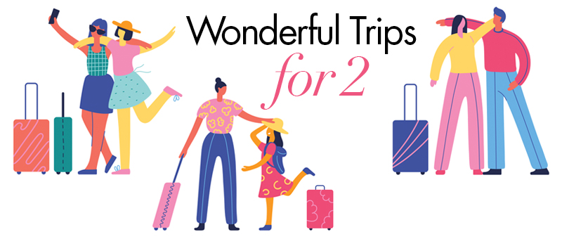 WIMCO's Wonderful Trips for 2