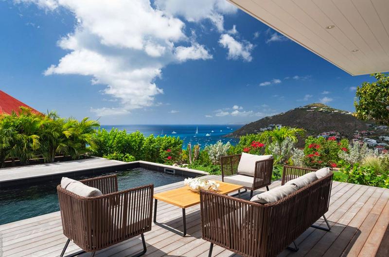 Villa WV KNG, 2 br, Gustavia